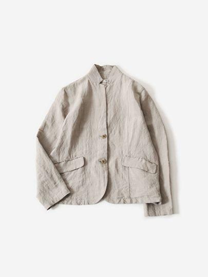 linen bamboo jacket