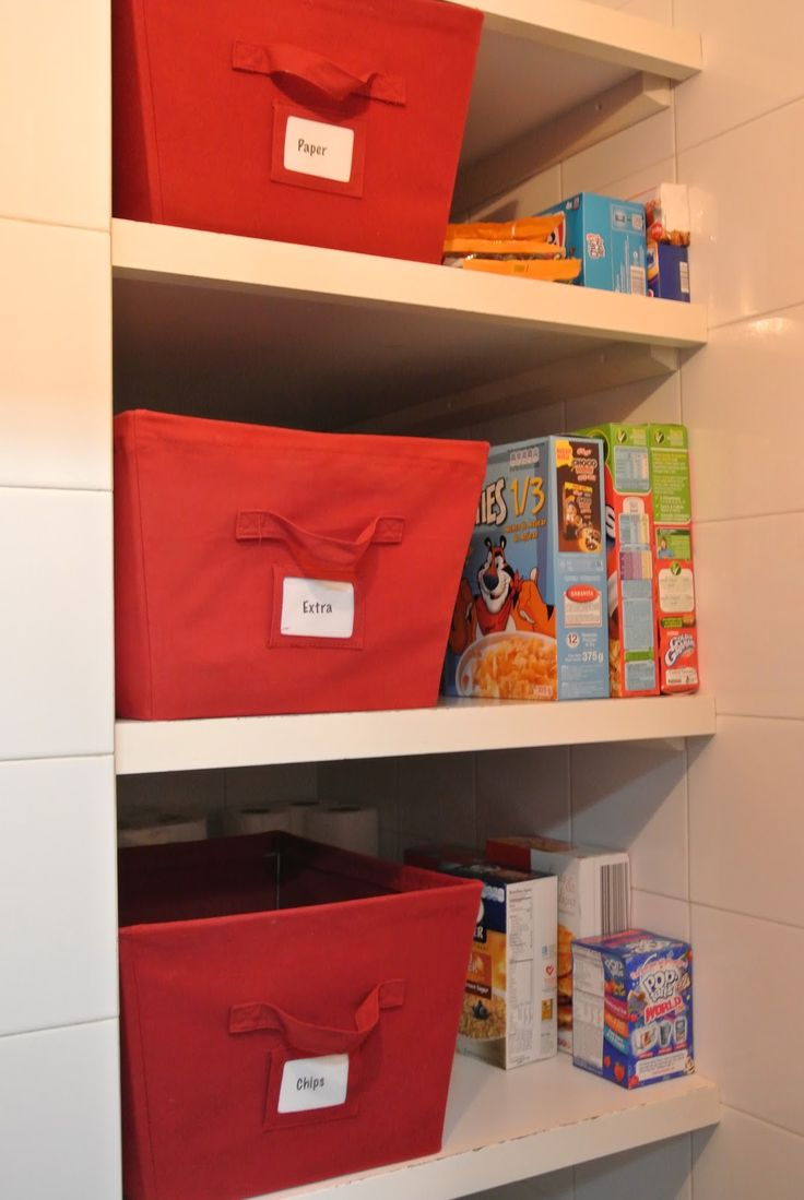 Organizing A Pantry With Deep Shelves For Everyday Use Deep Pantry Organization Pantry