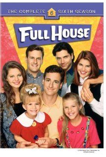 """Full House - i may have lived as a little kid in early 2000's but i luv the """"old"""" shows from the 90's and earlier I LOOOOOOOOOOOVED FULL HOUSE!!!!!!"""