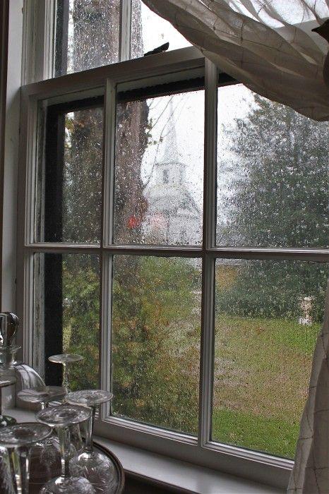 Rainy day on Martha's Vineyard.