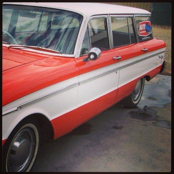 1964 XM Falcon Wagon