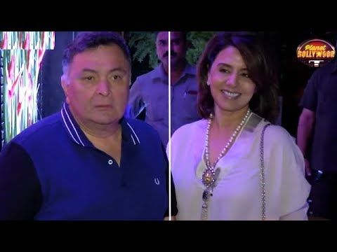 Rishi Kapoor Misbehaves With Photographers At Hrithik's Dad's B'day Party - https://www.pakistantalkshow.com/rishi-kapoor-misbehaves-with-photographers-at-hrithiks-dads-bday-party/ - http://img.youtube.com/vi/pWj-sbWkDyE/0.jpg