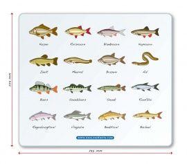Muismat Zoetwatervissen