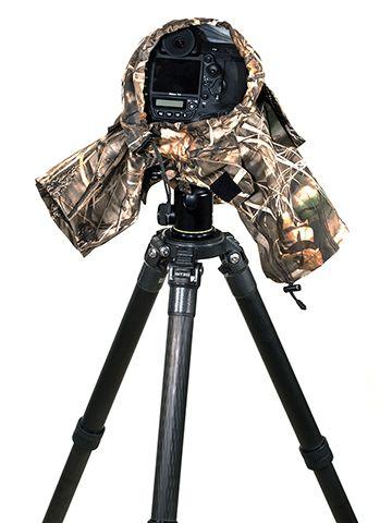 超望遠レンズ用のレインカバー - デジカメ Watch