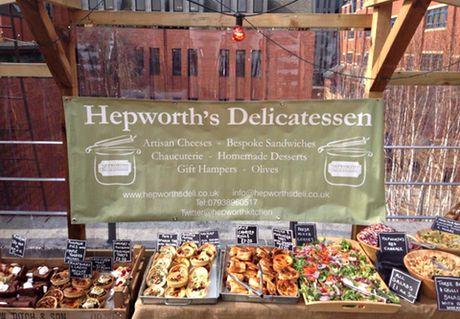 Hepworth's Deli