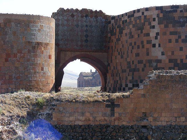Gate to Ani