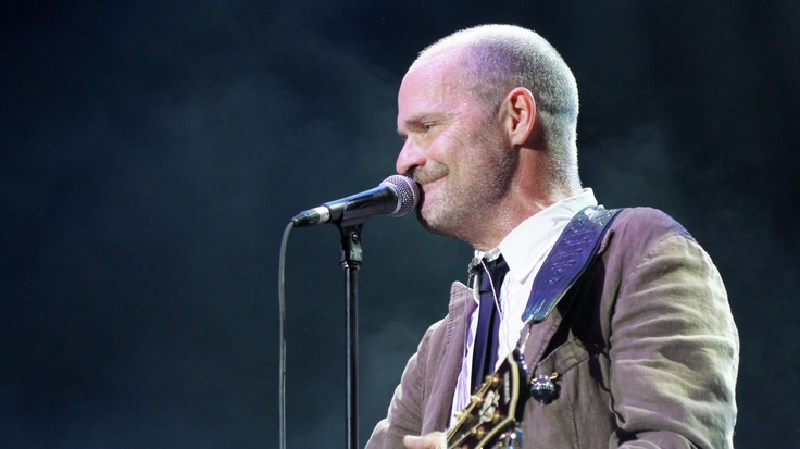 The Tragically Hip celebrated Canada Day in Niagara on the Lake with a private concert! #ETCanada Photo: Jennifer Lawson