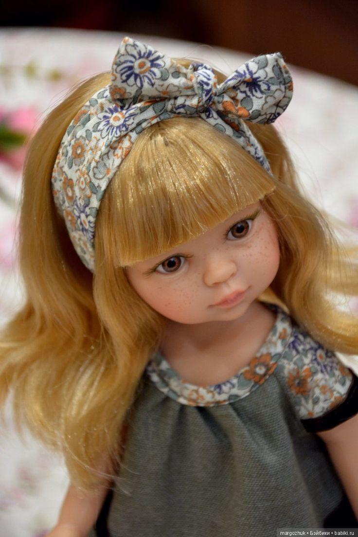 Юбилейная / Куклы Паола Рейна, Paola Reina / Бэйбики. Куклы фото. Одежда для кукол