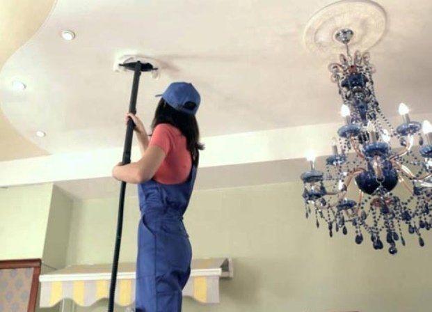 Osoby sprzątające…