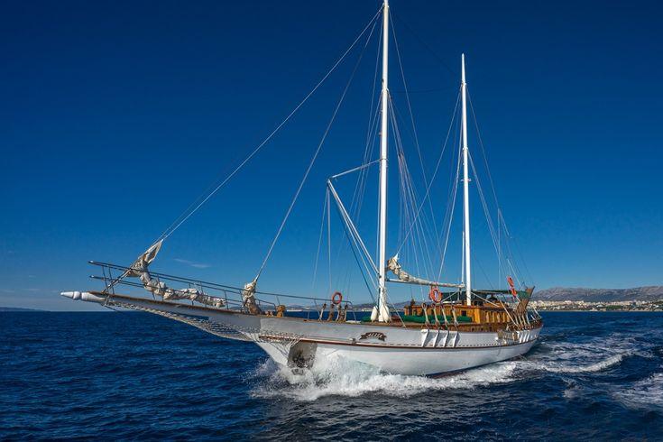 Luxury Cruise Croatia: Split - Dubrovnik on Gulet Alisa