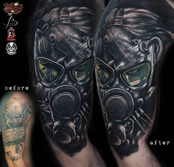21 Best Large Cover Up Tattoo Designs Images On Pinterest