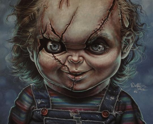 17 Best images about Horror: Chucky