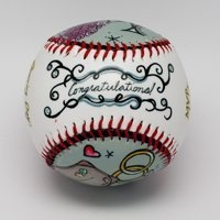 Special Occasion Baseballs by Child to Cherish (Wedding)  $14.99 Sold At Baby Family Gifts Amazon