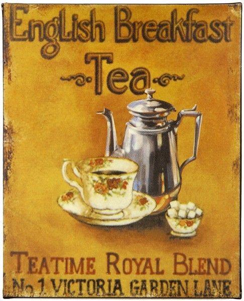 english breakfast tea ~ dinnerwiththeomnivore.wordpress.com