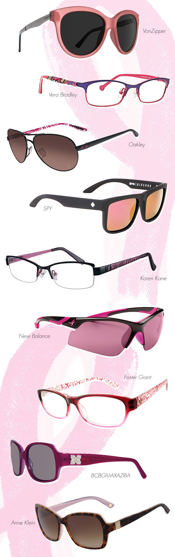 A Pink Perspective: Saving the Ta-Tas with Specs + Sunnies: http://eyecessorizeblog.com/2014/10/pink-perspective-saving-ta-tas-specs-sunnies/