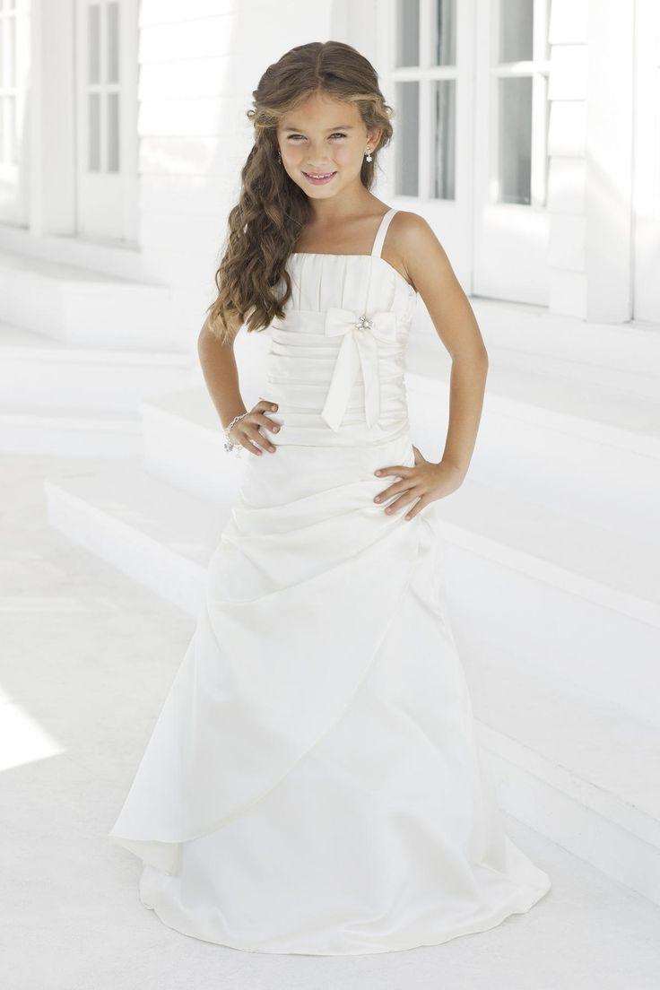 Junior Bridesmaid Dress for Girls