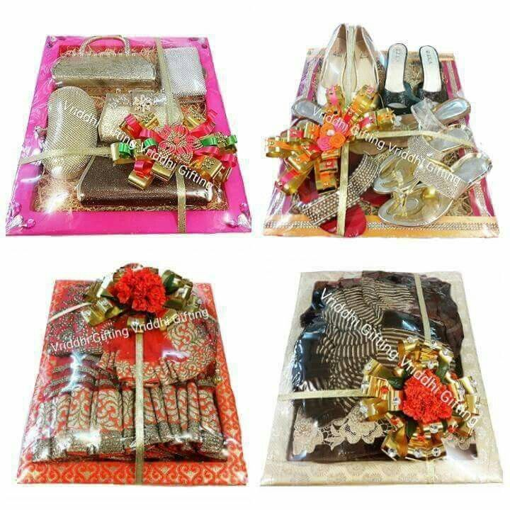Wedding Gift Decoration Ideas: 17 Best Images About Trousseau Packing On Pinterest