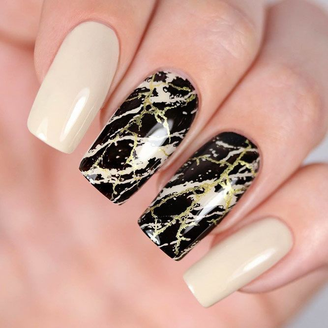 Marble Nails: Easy Way To Create Trendy Manicure | Square ...