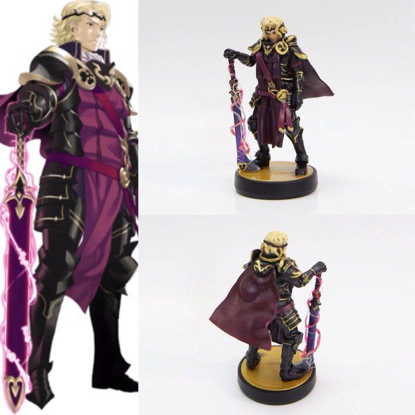 Xander from Fire Emblem Fates by akshop08