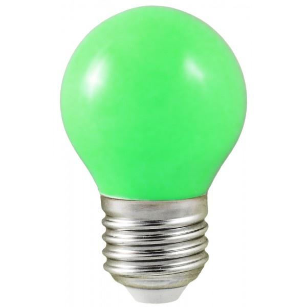 ampoule LED E27 DECO - 4,90 €  Prix unitaire - Cinq coloris disponibles  Rouge, blanc, bleu, vert et jaune