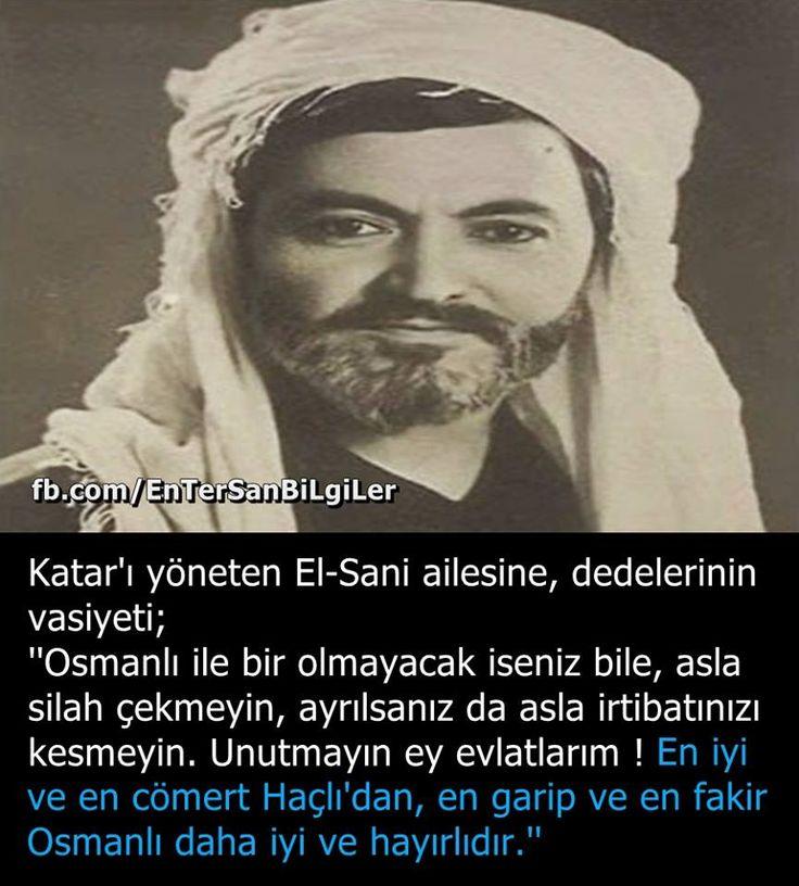 Katar ve Osmanlı Devleti... #OsmanlıDevleti