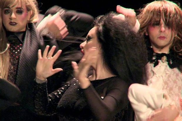 Fangoria presenta el videoclip de su nuevo single 'Desfachatez'