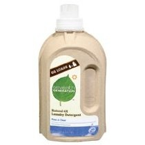Seventh Generation, Liquid Laundry, 4X Free & Clear, 50.00 OZ (Pack of 6)
