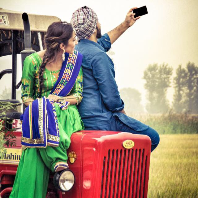 Punjabi Engagement shoot