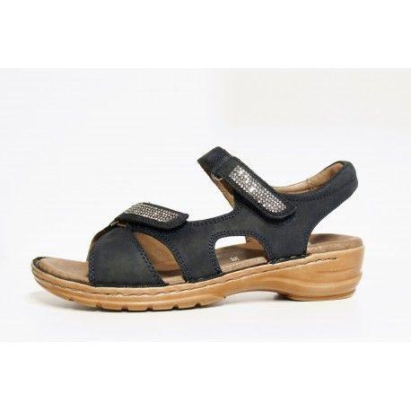Sandale Ara hawaii bleu livraison offert cardel-chaussures.com