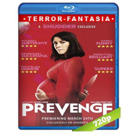 Prevenge HD720p Audio Dual Castellano-Ingles 5.1 (2016)