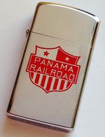 Panama Railroad - Abelardo's Military Zippo Collection