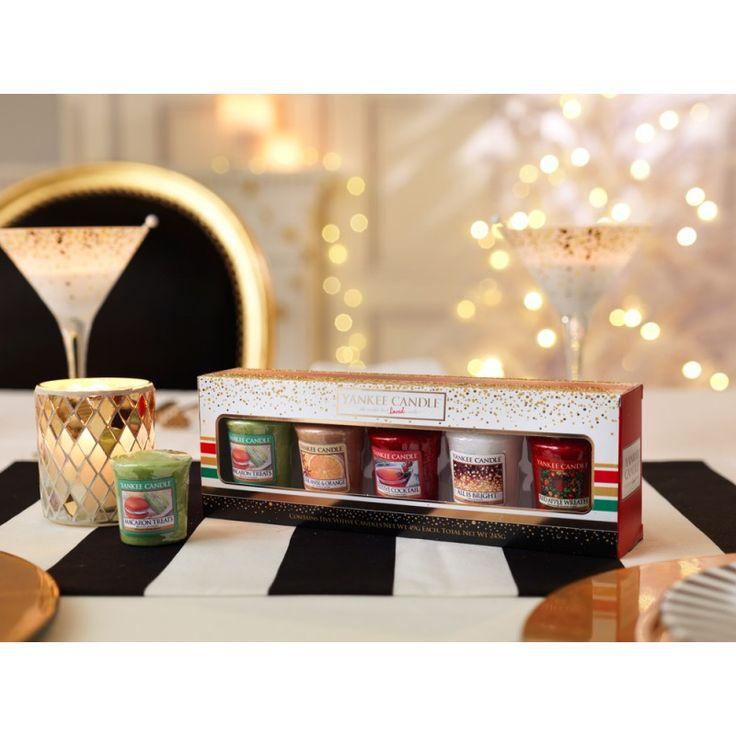 Holiday Party Votivkerzen-Set - Geschenksets - Yankee Candle - Marken