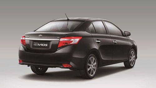 All New Vios | Toyota Solobaru 081393448227