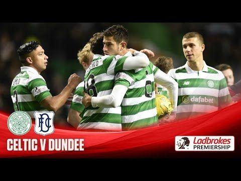 Celtic vs Dundee FC - http://www.footballreplay.net/football/2016/12/17/celtic-vs-dundee-fc/