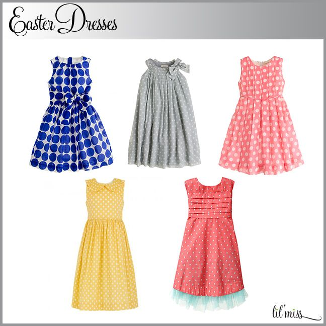Easter Dresses for Toddlers #easter #dress #kids #baby #kidsfashion www.Lil-Miss.com