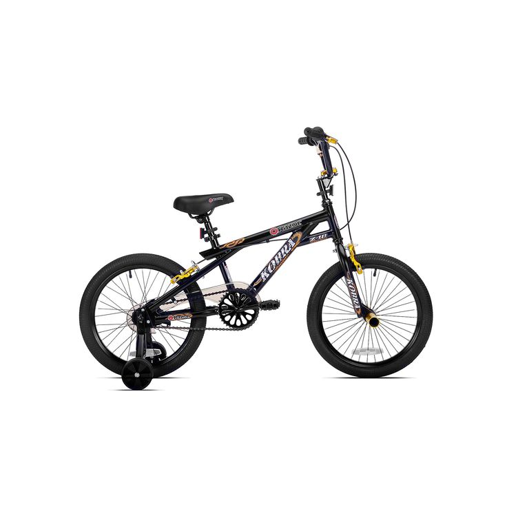 Razor Cobra 18-in. Bike - Boys, Yellow