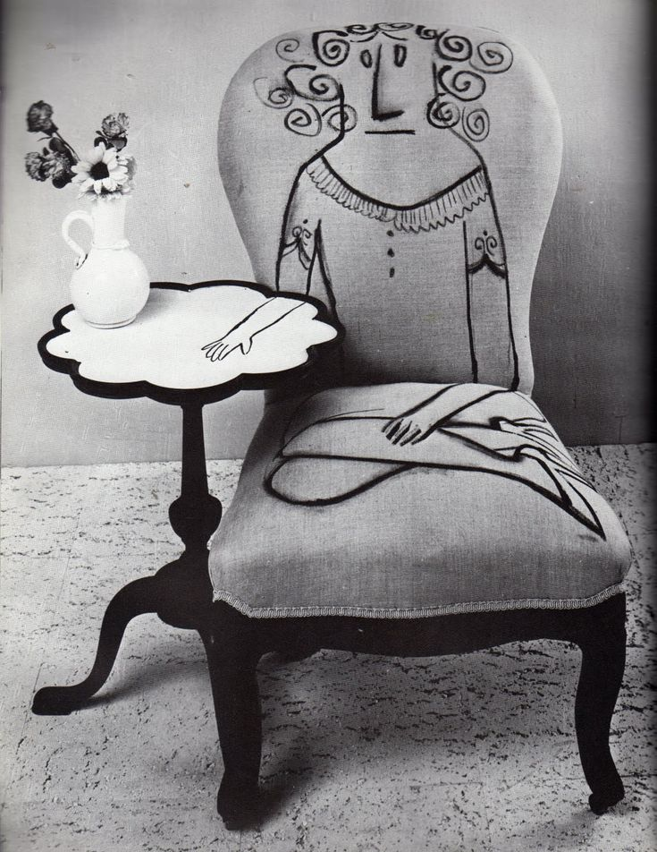 Saul Steinberg  (Things like this are so inspiring. They make me want to make things...)