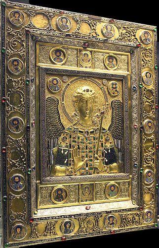 Icona 2 arcangelo Michele.Venice