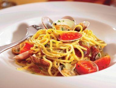Spaghetti+vongole
