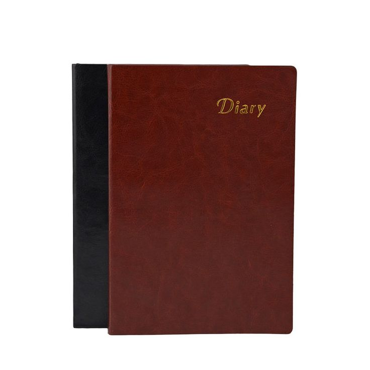 2016 Personal diary notebook A5 soft cover pu leather planner agenda office supplies daily memos  business note book organizer