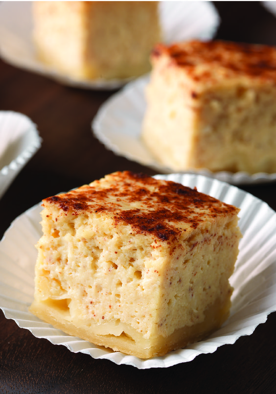Greek Cheesecake – There's no feta in this Mediterranean-style cheesecake recipe—just Neufchatel cheese and classic Greek ingredients like cinnamon, honey, and Greek-style yogurt!