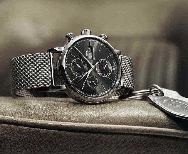 iwc portofino chronograph #men #watch  Free Pinterest E-Book Be a Master Pinner…