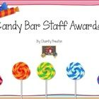 Need some ideas for getting staff morale up?  Try these 10 fun (and free) candy bar awards specifically for staff members!  Read all about these aw...