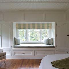traditional bedroom by Huestis Tucker Architects, LLC