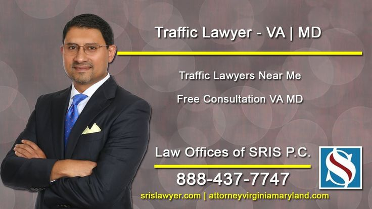Traffic Lawyers Near Me Free Consultation VA MD Criminal
