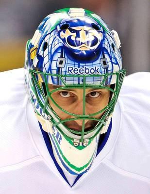 Roberto Luongo - Vancouver Canucks