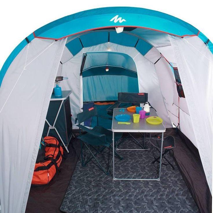 Aile Çadırları Kamp - ARPENAZ 4.1 AİLE KAMP CADIRI QUECHUA - Kamp