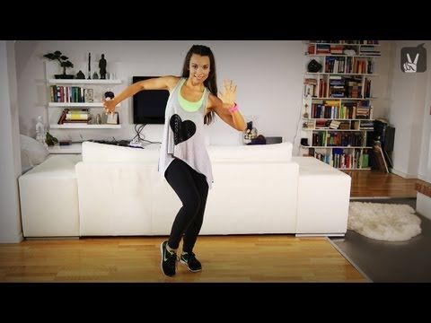Easy Dance Workout: Fettverbrennung für Anfänger - YouTube