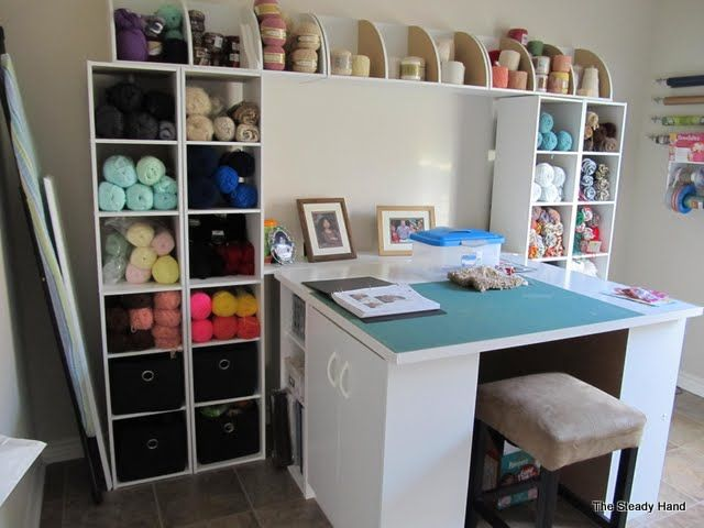 craft room table more inspiration for all my teacher and craft projects