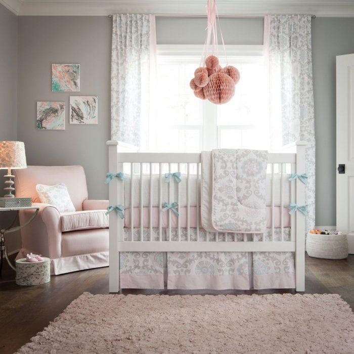 Chambre bébé linge lit bébé le lit de votre bébé